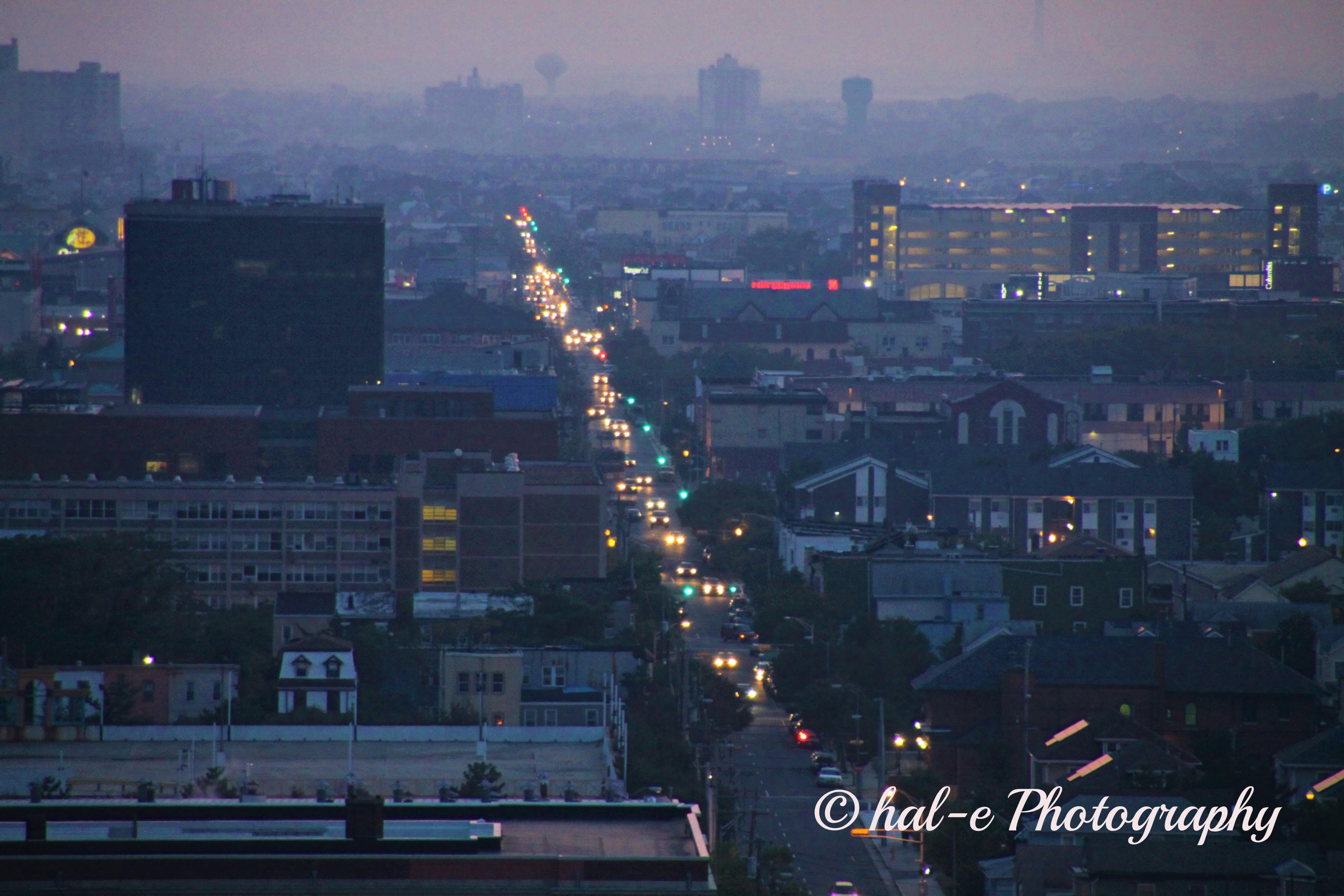 AC at dusk (2)
