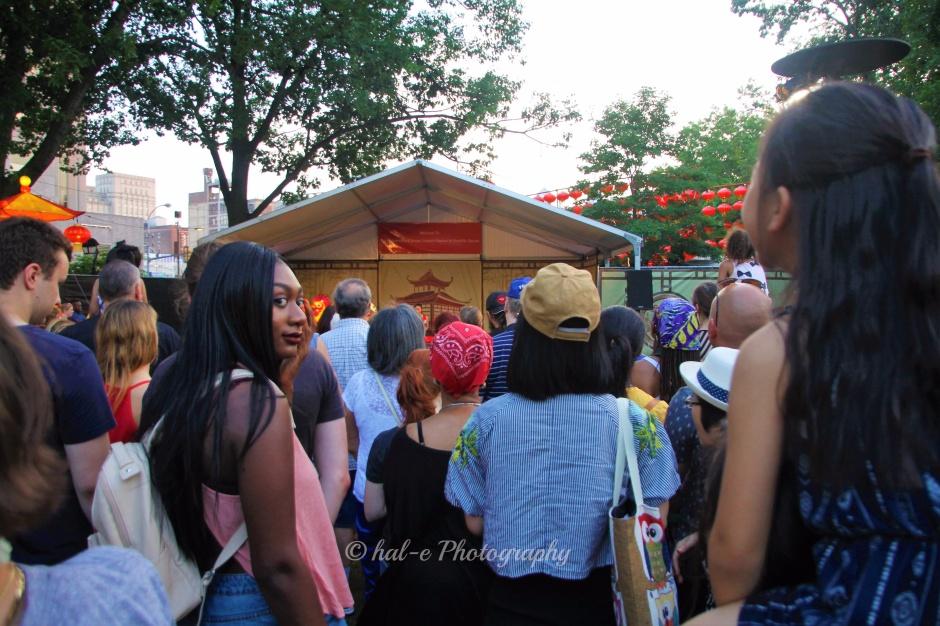 Chinese Lantern Festial Crowd-J (2)