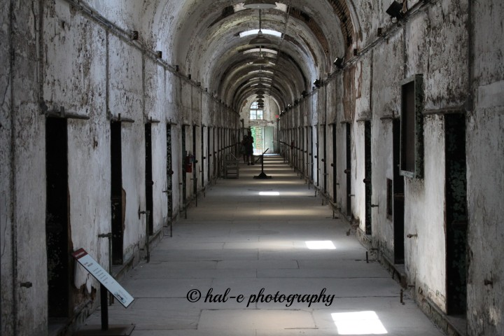Eastern State Prison Cell Block.1