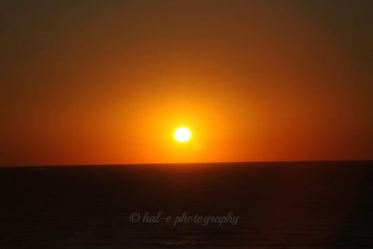 Sun rise. 3