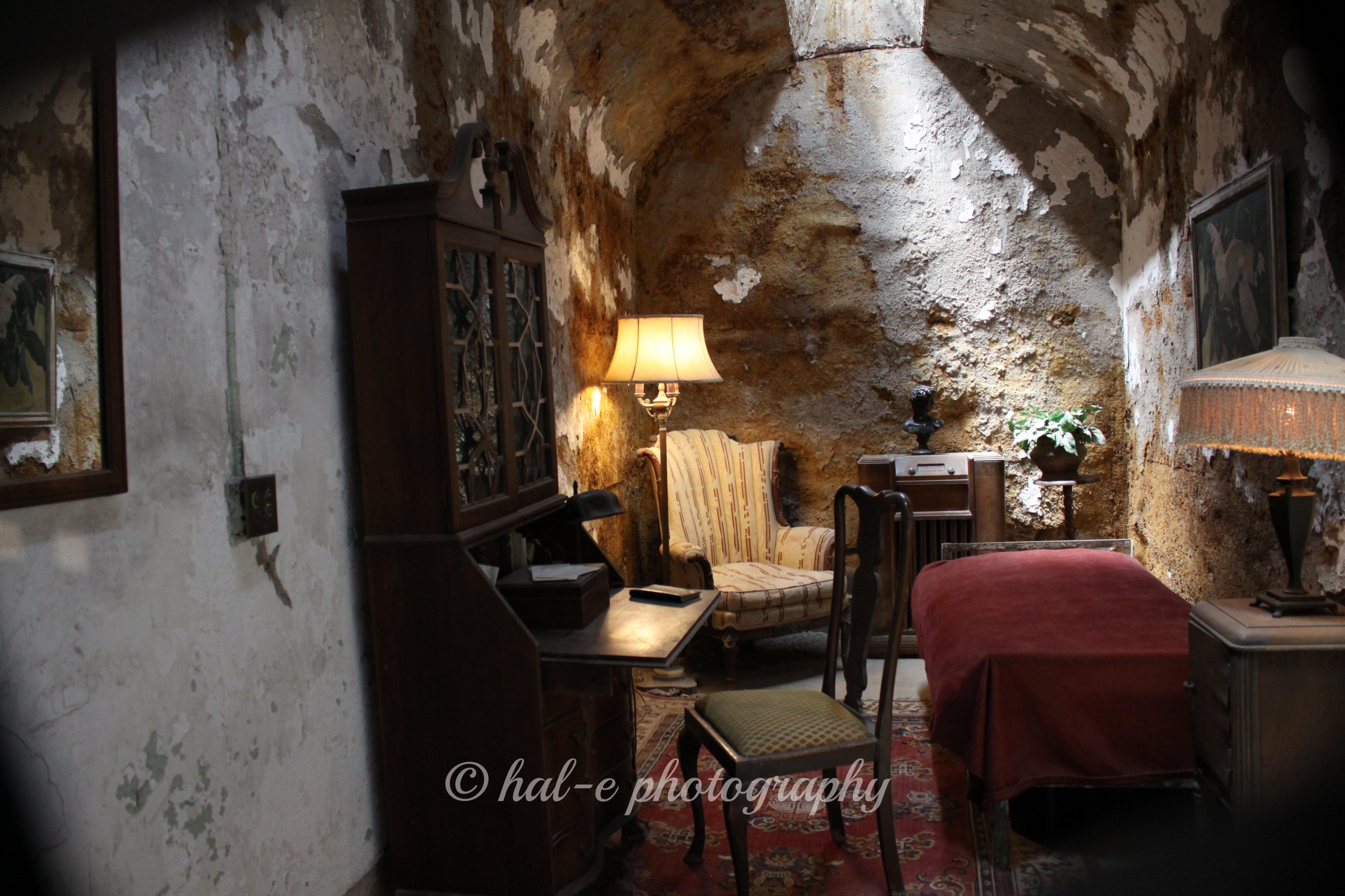 Al Capone's Cell Eastern State Prison.1