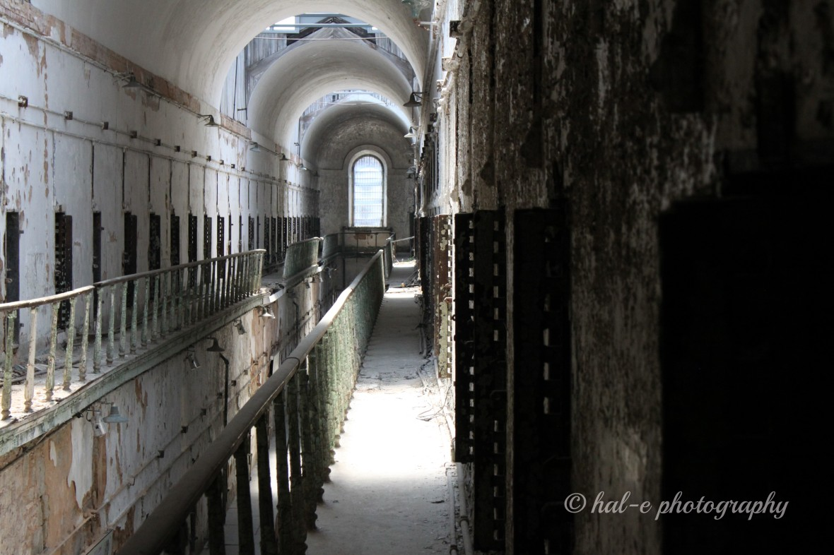 Eastern State Prison 2nd Floor Level