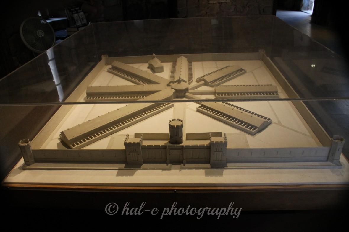 Eastern State Prison Model 2