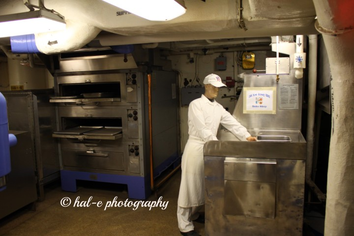 USS NJ Bake Shop