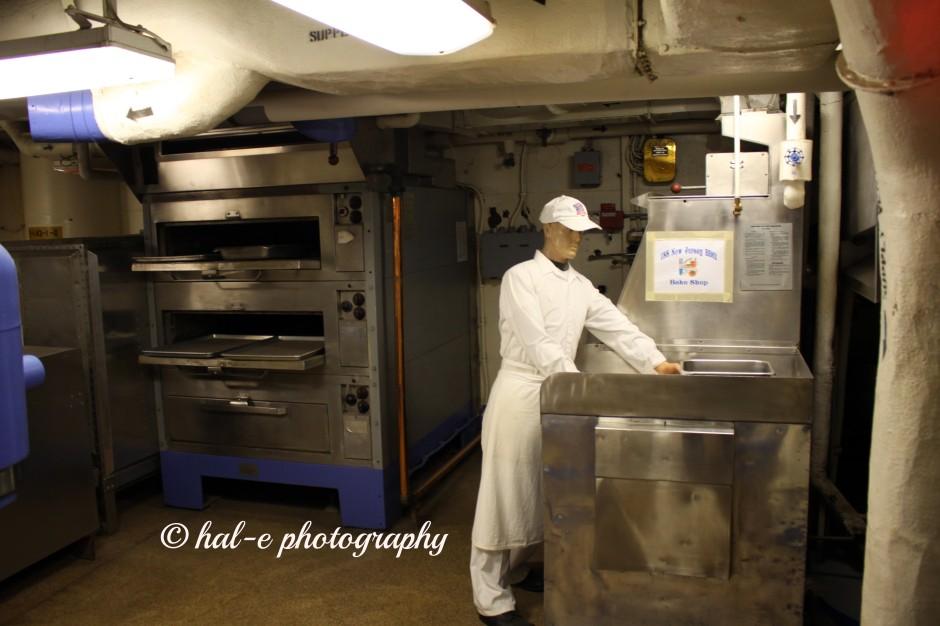 USS NJ Bake Shop