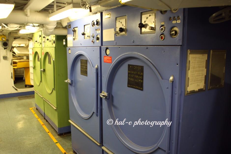 USS NJ Dryers