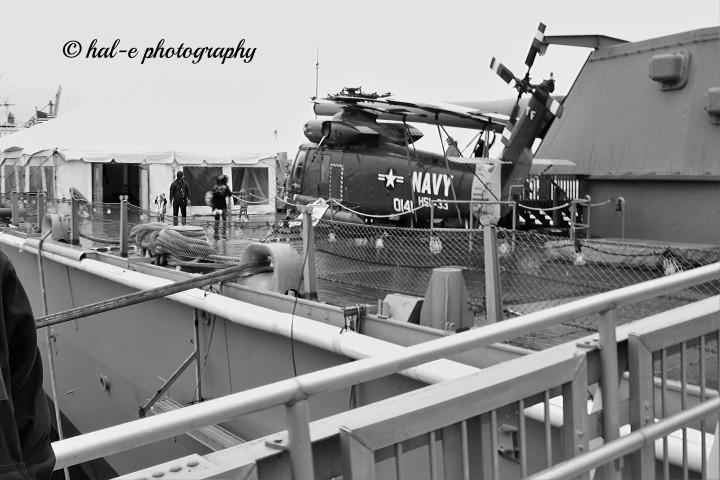 USS NJ On Board Chopper 2