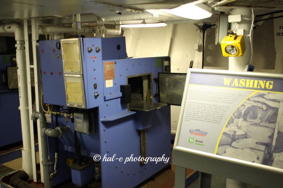 USS NJ Washing Machine